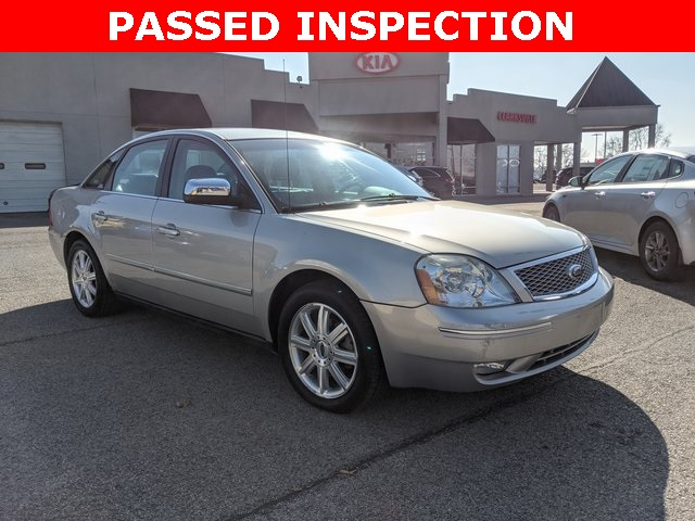 Pre-Owned 2006 Ford Five Hundred Limited