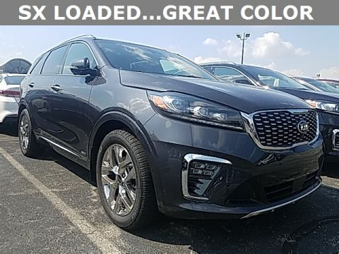 New Kia Sorento In Louisville Kia Store Preston